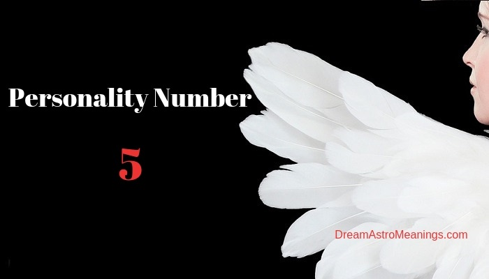 Personality Number 5 Meaning In Numerology