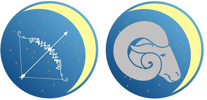 Sagittarius Man and Aries Woman – Love Compatibility, Marriage