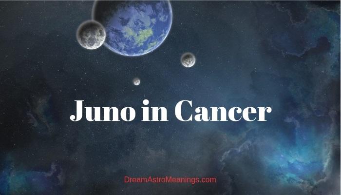 juno in cancer compatibility