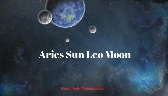 Leo Moon Sign Compatibility with Aries Moon Sign