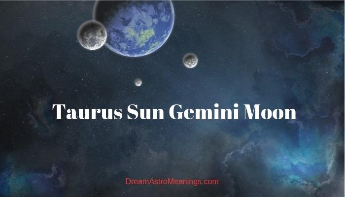 Taurus dating en Gemini man